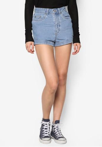 棉質媽媽短褲esprit門市, 服飾, 短褲