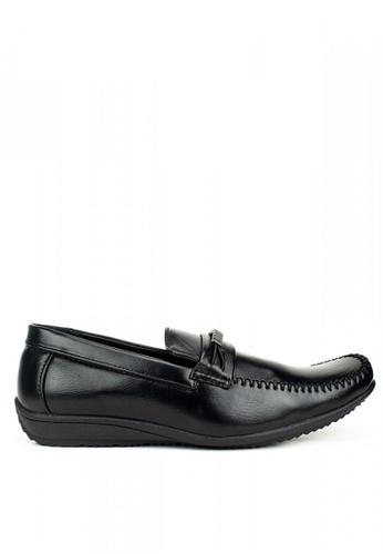 Mario D' boro Runway black Aaron Formal Shoes D49BASH3C285B2GS_1