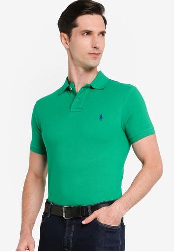 Polo Ralph Lauren 綠色 Casual Polo Shirt 2774EAA0B935E1GS_1