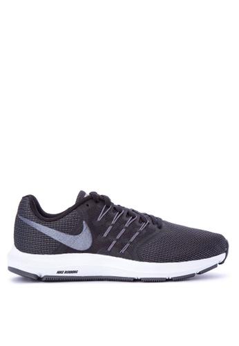 Nike black Women's Nike Run Swift Running Shoes NI126SH0STSVMY_1