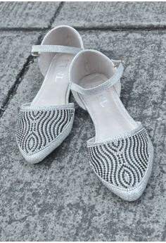TNL Parisa Sandals (Silver)