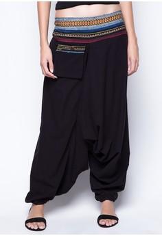 Hmong Harem Pants
