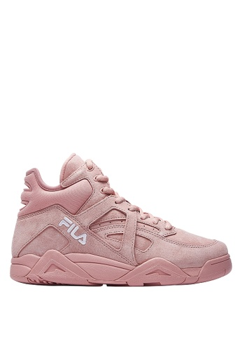 FILA pink Online Exclusive BB-CAGE Sport Shoes 6B97FSHE850790GS_1