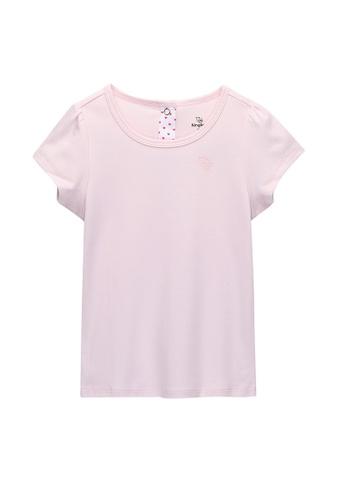 Kingkow pink Cotton T-shirt 2-4 years 237F1KAB93B093GS_1
