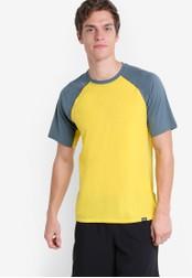 Patagonia yellow Cap Lightweight T-Shirt PA549AA08WZZMY_1
