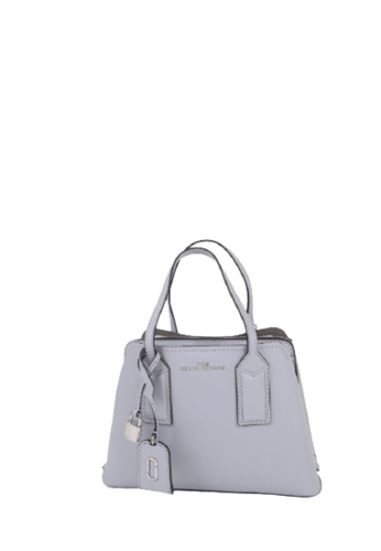 Marc Jacobs grey Marc Jacobs The Editor M0014487 Shoulder Bag In Purple Grey F7E49ACE3EE3CDGS_1