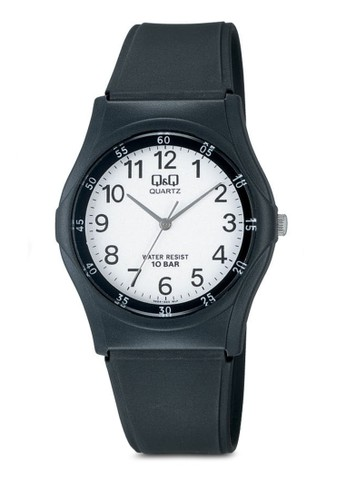 Q&Q VQ04J003esprit招聘 三指針手錶, 錶類, 其它錶帶