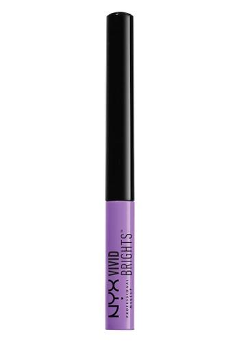 NYX Professional Makeup purple NYX Professional MakeupVivid Brights Eyeliner - BLOSSOM D0DACBE6D244E4GS_1