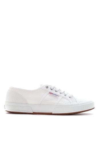 Superga white 2750 Cotu Classic Sneakers SU138SH28VJVPH_1