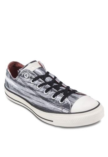 Converse X Missoni Chuck Taylor Alesprit官網l Star 印花帆布鞋, 女鞋, 鞋