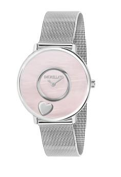 Morellato Vita 銀色金屬網石英女士手錶 R0153150504