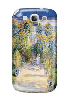 Artists Garden Matte Hard Case for Samsung Galaxy S3