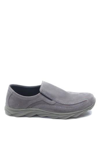 Dr. Kevin grey Dr. Kevin Men Casual Shoes Slip On 13260 - Grey DR982SH0U9JAID_1