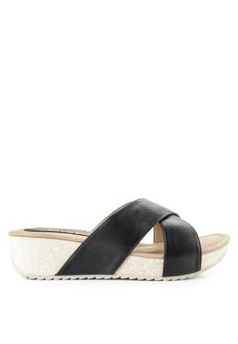 ELLE black Ladies Shoes 30128Za 04C3DSH4F53507GS_1