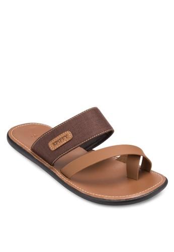 夾趾多帶拖鞋涼鞋, 鞋esprit tst, 涼鞋及拖鞋