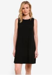 ZALORA black Essential Shift Dress 7DE34ZZA5E7B46GS_1