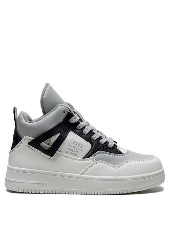 Twenty Eight Shoes High Top Platform Lace Up Sneakers BE2065 D33B6SHD092213GS_1