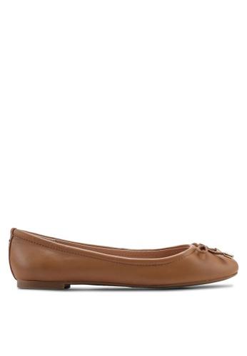 ALDO 褐色 Unelamma 平底鞋 6A75FSH7276398GS_1