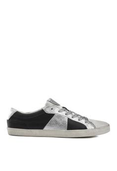 7295a8477a7b1 Geox navy Warley Sneaker 0926FSH49FCC64GS_1