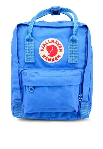 Fjallraven Kanken blue Kanken Mini Backpack 1F108AC8F9D050GS_1