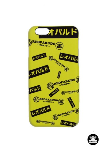 Reoparudo black and yellow RPD iPhone6/6S Original Case (4.7inch) RE613AC2V8Z2HK_1