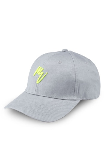 bbba8fca2a6 Buy River Island Maison Riviera Neon Embroidered Cap Online on ZALORA  Singapore