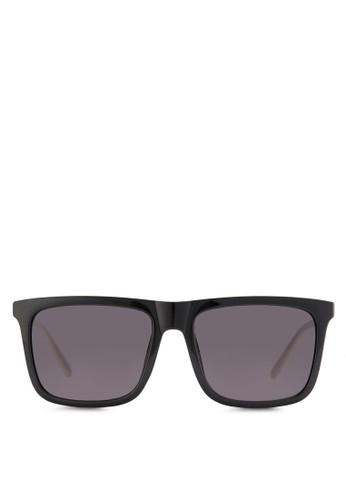 NUVEAU 粗方框太陽esprit 台中眼鏡, 飾品配件, 長框