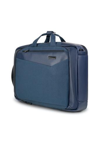 Lamborghini blue Automobili Lamborghini® Galleria Blue Backpack AD95AAC2957E2BGS_1