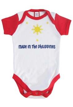 Made in the Philippines Onesie