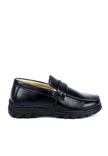 Mario D' boro Runway black CR 24143 BLACK Formal Shoes EF255KS8E1B056GS_1