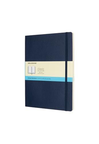 Moleskine blue Classic Notebooks Dotted Soft Blue Xl CDC5EHL4D4A9CEGS_1