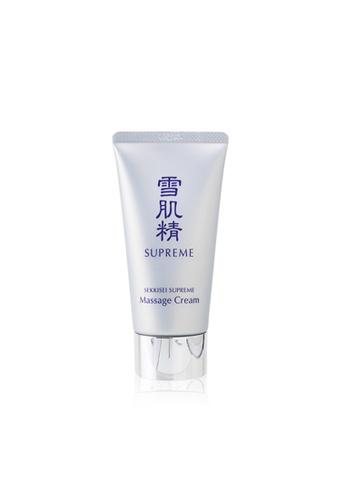 Kosé KOSÉ - Sekkisei Supreme Massage Cream 76ml/2.8oz 7F7C1BEC09718CGS_1