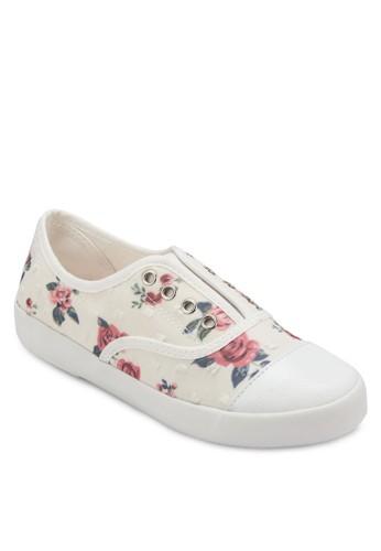 印花休閒布鞋、 女鞋、 鞋TwentyEightShoes印花休閒布鞋最新折價