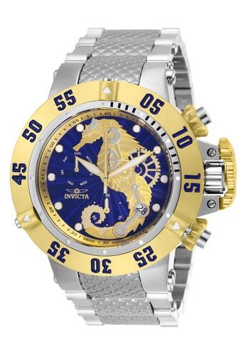 Invicta silver Casual Men's Watches INV 26227 8502BACB3C3D61GS_1