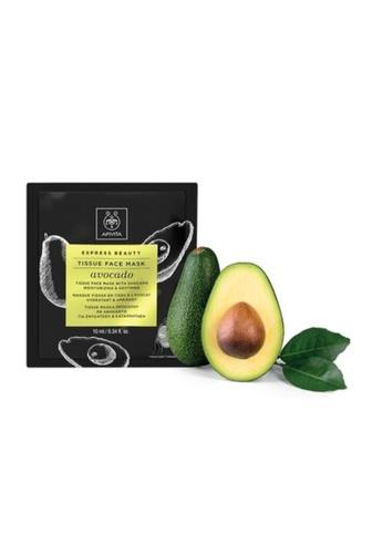 APIVITA Apivita Tissue mask with Avocado 6x10ml A0CB3BE28068A8GS_1