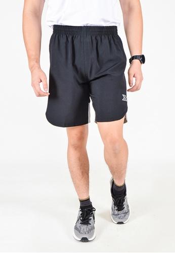 "Cheetah black CTH unlimited 18""/19"" Running Split Shorts - CU-2788 6C547AA9807FCCGS_1"