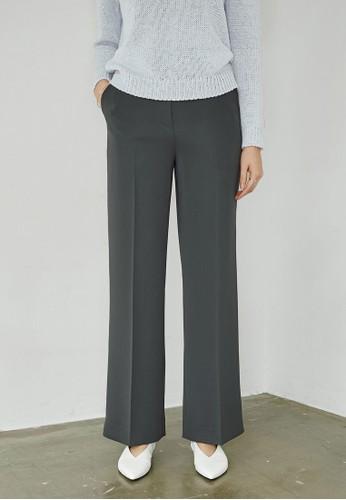 高腰闊管長褲, 服飾, 長褲及內esprit tst搭褲