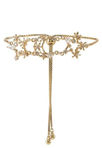 ALDO gold Gloen Bracelet 204D1ACD0857C3GS_1