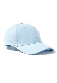 da606ba9621 Topman blue Pique Curve Peak Cap 30719ACC1E547EGS 1