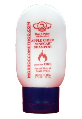 Morrocco Method Apple Cider Vinegar Shampoo 60ml (Travel / Trial Size) F6BCABEE27BB48GS_1