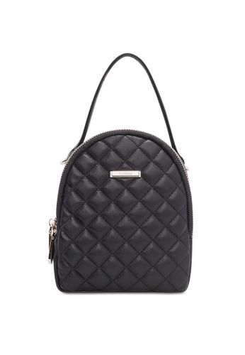 VINCCI black Backpack E6CF9AC7E19BCBGS_1