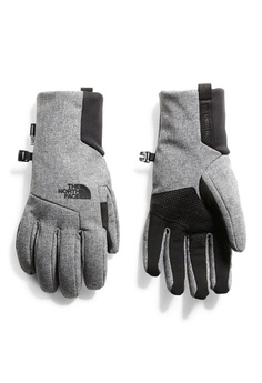 6f5733d913 The North Face grey The North Face Women Apex+ Etip Glove Grey Windproof  Glove 6CE1DAC06D8F0EGS_1