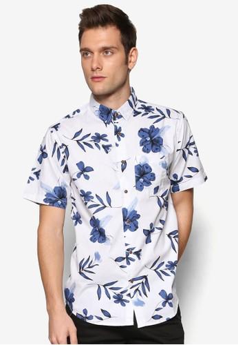Hawaiesprit 門市ian 休閒沙灘襯衫, 服飾, 襯衫