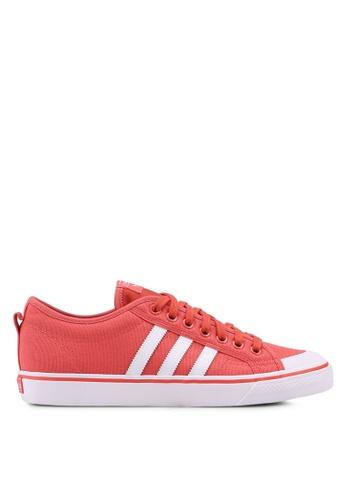 adidas red adidas originals nizza AD372SH0SULNMY_1