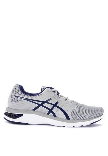 Asics grey Gel-Moya Sneakers EAEFBSHBC222CFGS_1