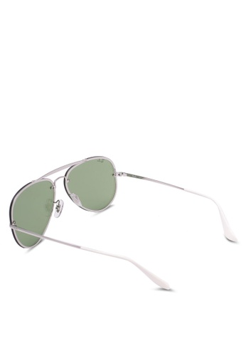 06ce9e812c Buy Ray-Ban Blaze Aviator RB3584N Sunnies Online on ZALORA Singapore