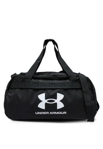 Under Armour black Loudon XS Duffle Bag 5C1E3ACB77984FGS_1