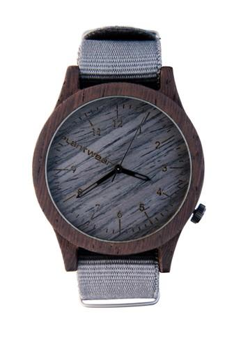 傳承系列銀石灰黑檀木錶,esprit台灣官網 錶類, 紳士錶