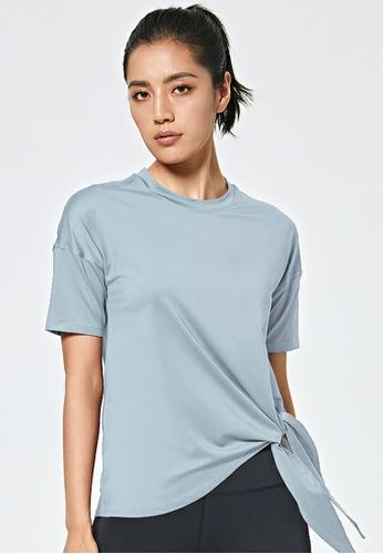 HAPPY FRIDAYS Women's Running Short Sleeve Top DK-TX10 A1886AA66AAF56GS_1