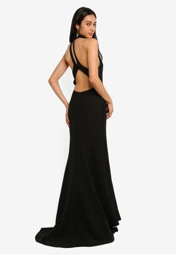 JARLO LONDON black Tilly Evening Dress 6B4E3AA2EDB7DEGS_1